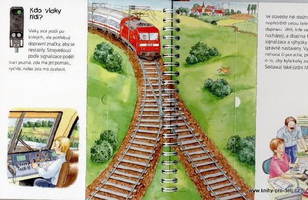 Zeleznice-vyhybka
